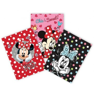 Coperta A4, color, PIGNA Minnie Mouse