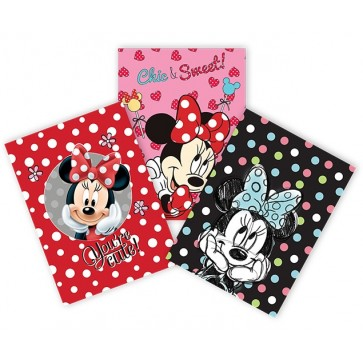 Coperta A5, color, PIGNA Minnie Mouse