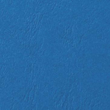 Coperti imitatie piele, albastru, A4, 250 g/mp, 100 bucati/set, GBC