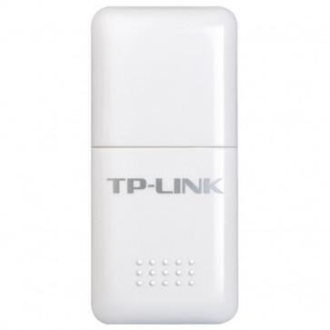 Adaptor USB Wireless TP-LINK TL-WN723N, 150Mbps, alb
