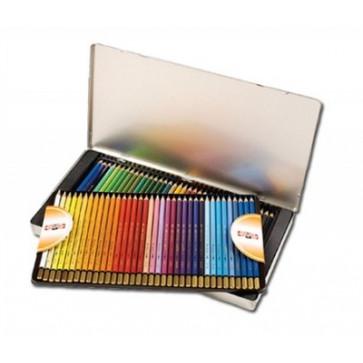 Creion color, pt. pictura, gri mediu (grey medium), KOH-I-NOOR Mondeluz