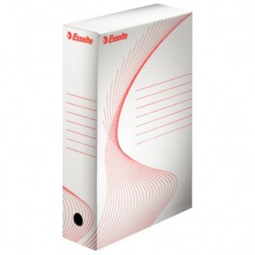 Cutie pentru arhivare, 352 x 250 x 80mm, alb, ESSELTE Standard