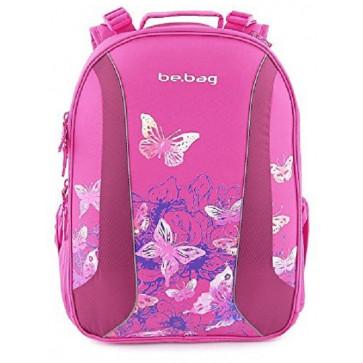 Rucsac ergonomic, HERLITZ Be.Bag Airgo Watercolor Butterfly