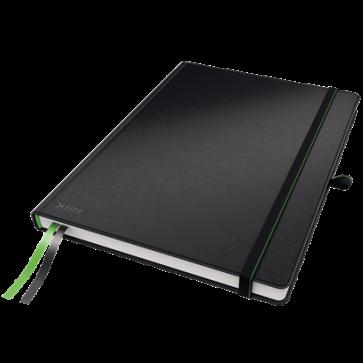 Caiet de birou, format iPad, dictando, negru, LEITZ Complete