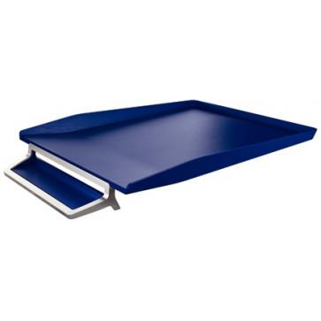 Tavita pentru documente, albastru-violet, LEITZ Style