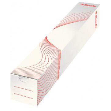 Tub pentru arhivare, 60 x 500 x 60mm, alb, ESSELTE