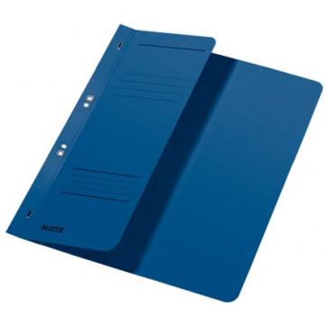 Dosar din carton, cu capse 1/2, 250 g/mp, albastru, LEITZ