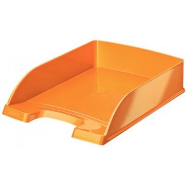 Tavita documente, portocaliu, LEITZ WOW