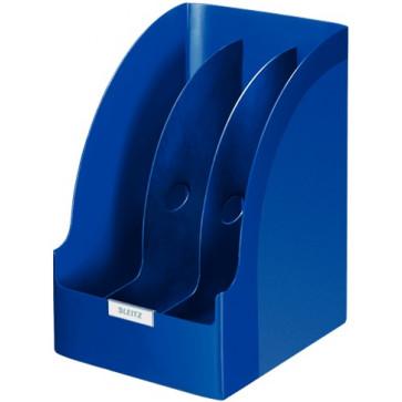 Suport vertical, albastru, LEITZ Plus Jumbo