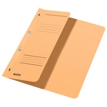 Dosar din carton, cu capse 1/2, 250 g/mp, kraft, LEITZ