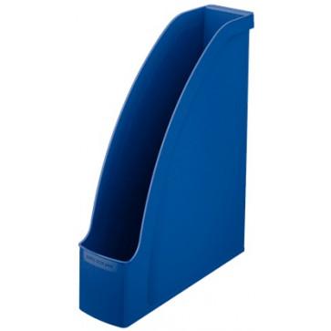 Suport vertical, albastru, LEITZ Plus