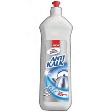 Detergent anticalcar pentru ceainice, 700 ml, SANO Anti Kalk Lime Scale