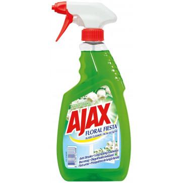 Detergent geamuri AJAX Spring Flowers, 500ml
