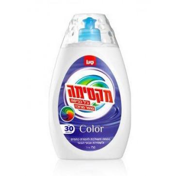 Detergent gel pentru tesaturi, 750 ml, SANO Maxima Gel Bio Color