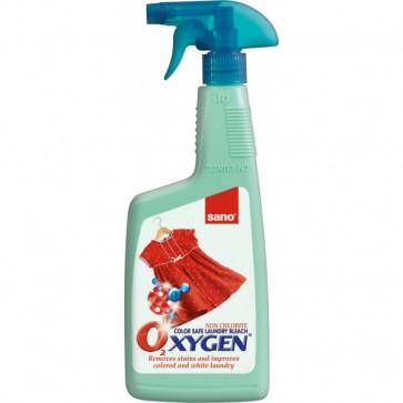 Detergent lichid pentru pete, 750 ml, SANO Oxygen Trigger Stain Remover