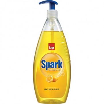 Detergent lichid pentru vase, 700ml, SANO Spark Lamaie