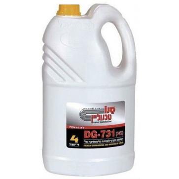 Detergent lichid spumant pentru vase, 4 L, SANO DG 731 SAN 24