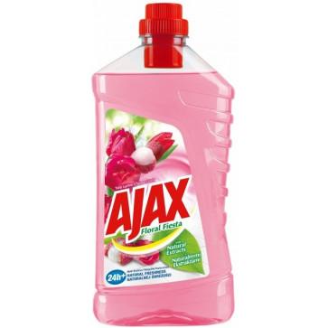 Detergent pardoseli 1L, AJAX Floral Fiesta Tulip & Lilac