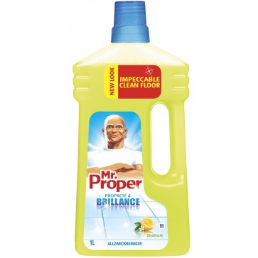 Detergent universal pentru pardoseli MR. PROPER Lemon, 1L