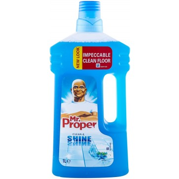 Detergent universal pentru pardoseli MR. PROPER Ocean, 1L