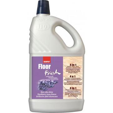 Detergent pardoseli, 2 L, SANO Floor Fresh Lilac