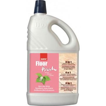 Detergent pardoseli, 2L, SANO Floor Fresh Jasmine