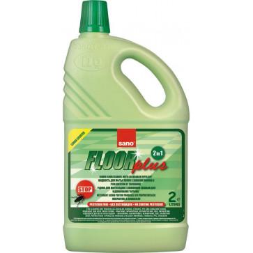 Detergent pardoseli 2L, SANO FLOOR plus
