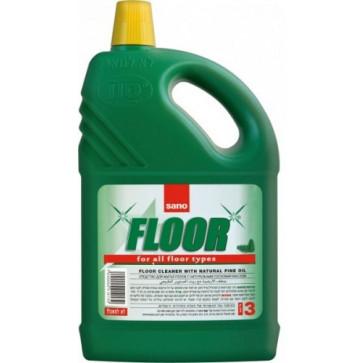 Detergent pardoseli cu ulei, 4L, SANO Floor Cleaner