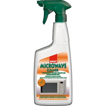 Detergent pentru cuptor microunde, 750ml, SANO Microwave Trigger