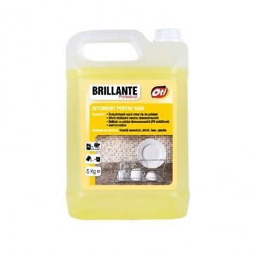 Detergent pentru vase, 5kg, OTI Brillante