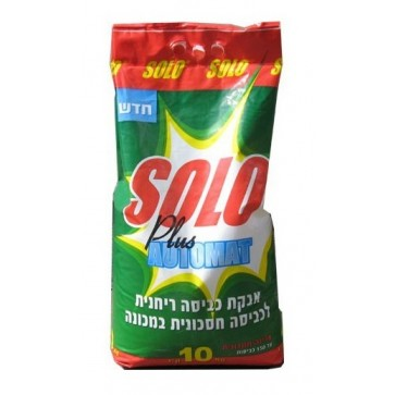 Detergent pudra pentru tesaturi, 10 Kg, SANO Solo Plus Automat