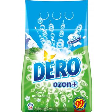 Detergent rufe, automat, 2kg, DERO Ozon Plus