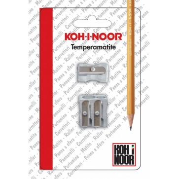 Ascutitoare simpla + dubla, din metal, KOH-I-NOOR