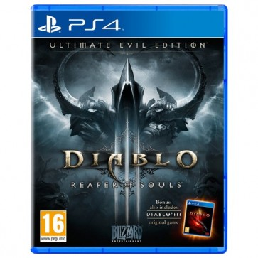 Diablo III : Ultimate Evil Edition PS4