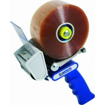 Dispenser pentru banda adeziva, 50mm x 200m, SYROM Silent