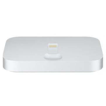 Dock APPLE mgrm2zm/a pentru iPhone 5, 5c, 5s, 6, 6 Plus, iPod touch (5 gen), Silver