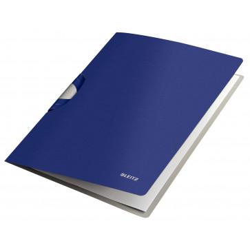 Dosar cu clip, albastru violet, Leitz Style ColorClip Professional