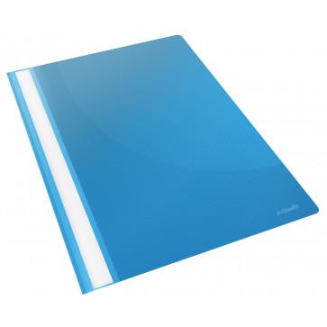 Dosar din plastic, albastru, 5 buc./set, Esselte VIVIDA Standard