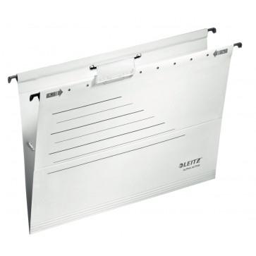 Dosar suspendabil, cu elastic, alb, LEITZ Alpha Active