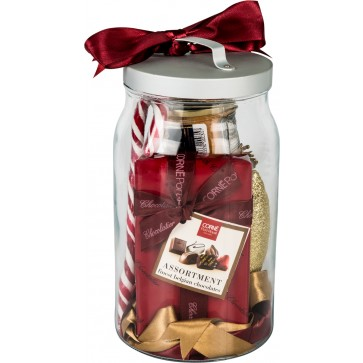 Borcan cadou, Christmas delight in a jar
