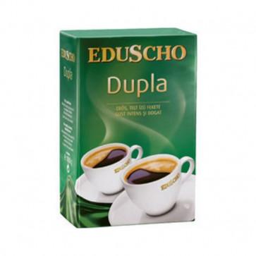 Cafea prajita si macinata, 500g, EDUSCHO Dupla