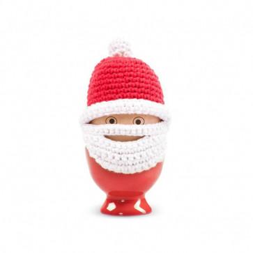 Husa pentru ou, DONKEY Santa Egg