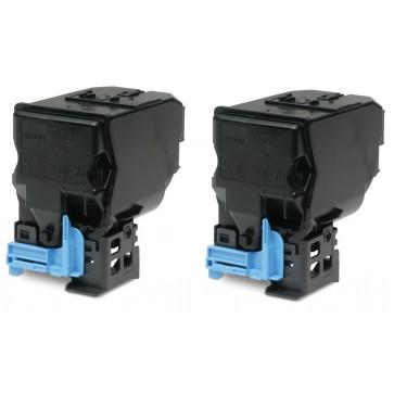 Toner, double pack, black, EPSON C13S050751