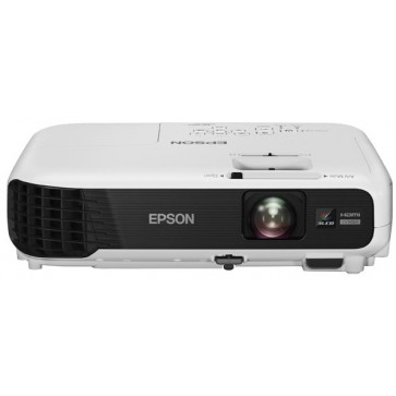 Videoproiector EPSON EB-W04, WXGA, alb-negru