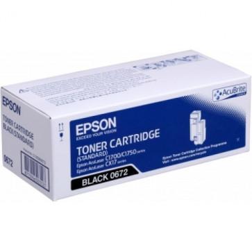 Toner, black, EPSON S050672