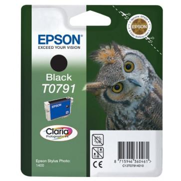 Cartus, negru, EPSON T07914010