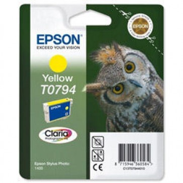 Cartus, yellow, EPSON T07944010