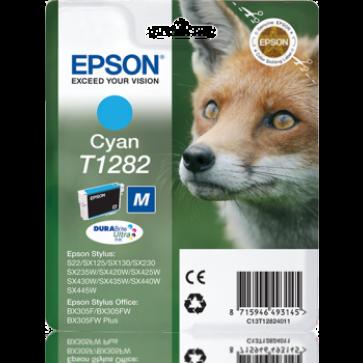 Cartus, cyan, EPSON T12824011