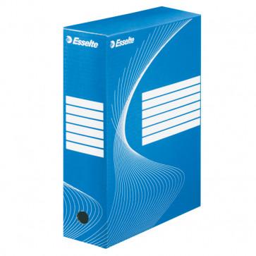Cutie pentru arhivare, 345 x 245 x 100mm, albastru, ESSELTE VIVIDA