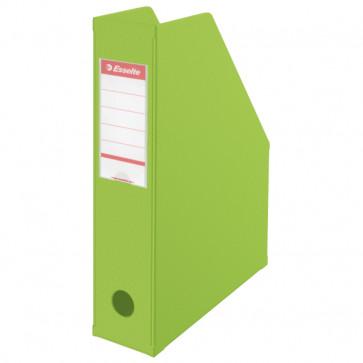 Suport vertical, verde, ESSELTE Vivida